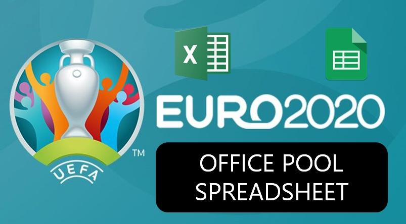 Free Uefa Euro 2016 Sweepstake Template
