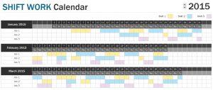 Shift Schedule Planner